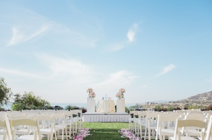 Wedding at Ritz Carlton Laguna Niguel