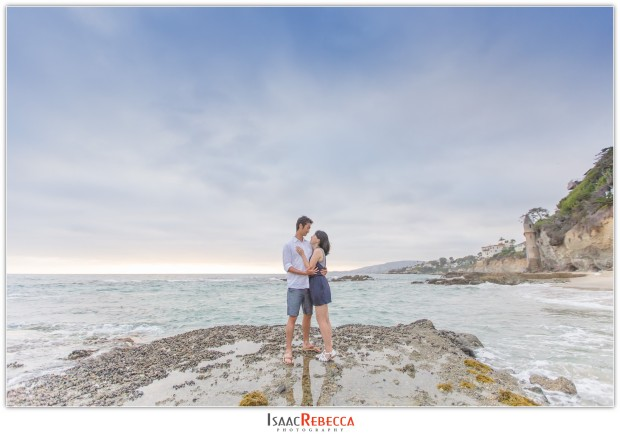Laguna Beach Engagement Session 4