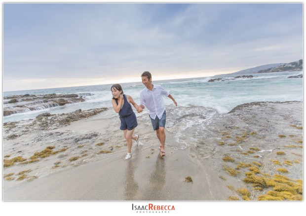 Laguna Beach Engagement Session 6