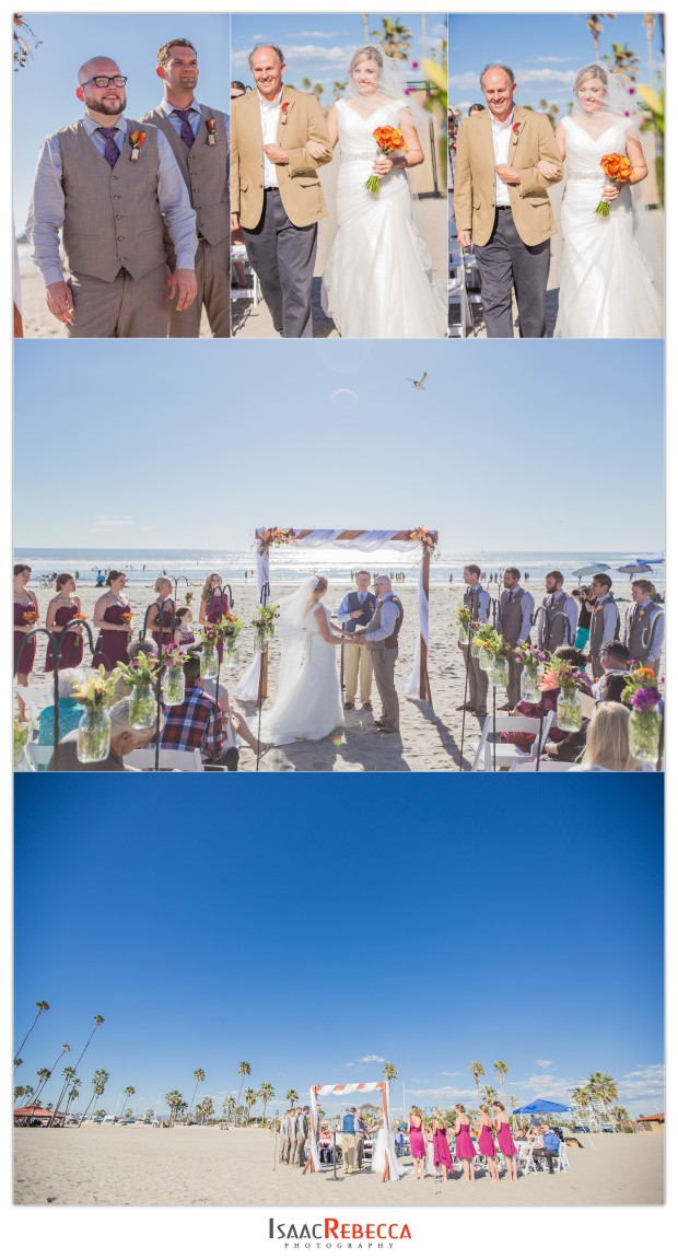 Calsbad Beach Wedding 4