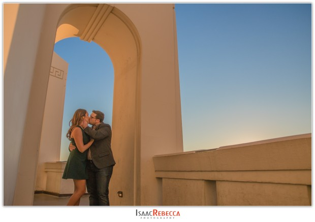 Griffith Observatory Park Engagement_0280