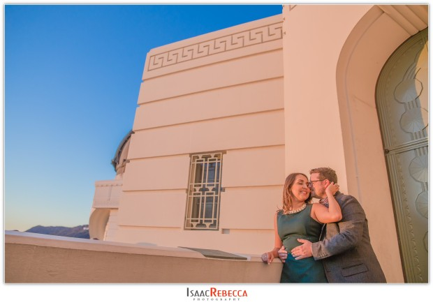 Griffith Observatory Park Engagement_0286
