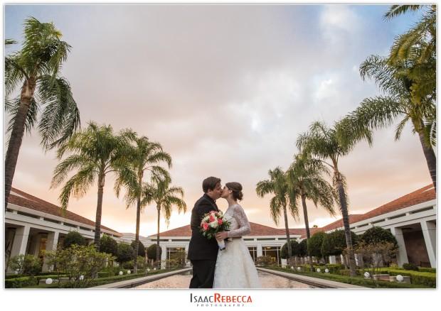 The Richard Nixon Library Wedding 012