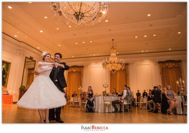 The Richard Nixon Library Wedding 013