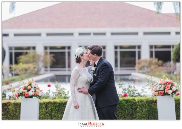 The Richard Nixon Library Wedding 05