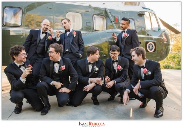 The Richard Nixon Library Wedding 07